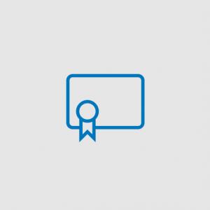 Icon Bildung und Weiterbildung