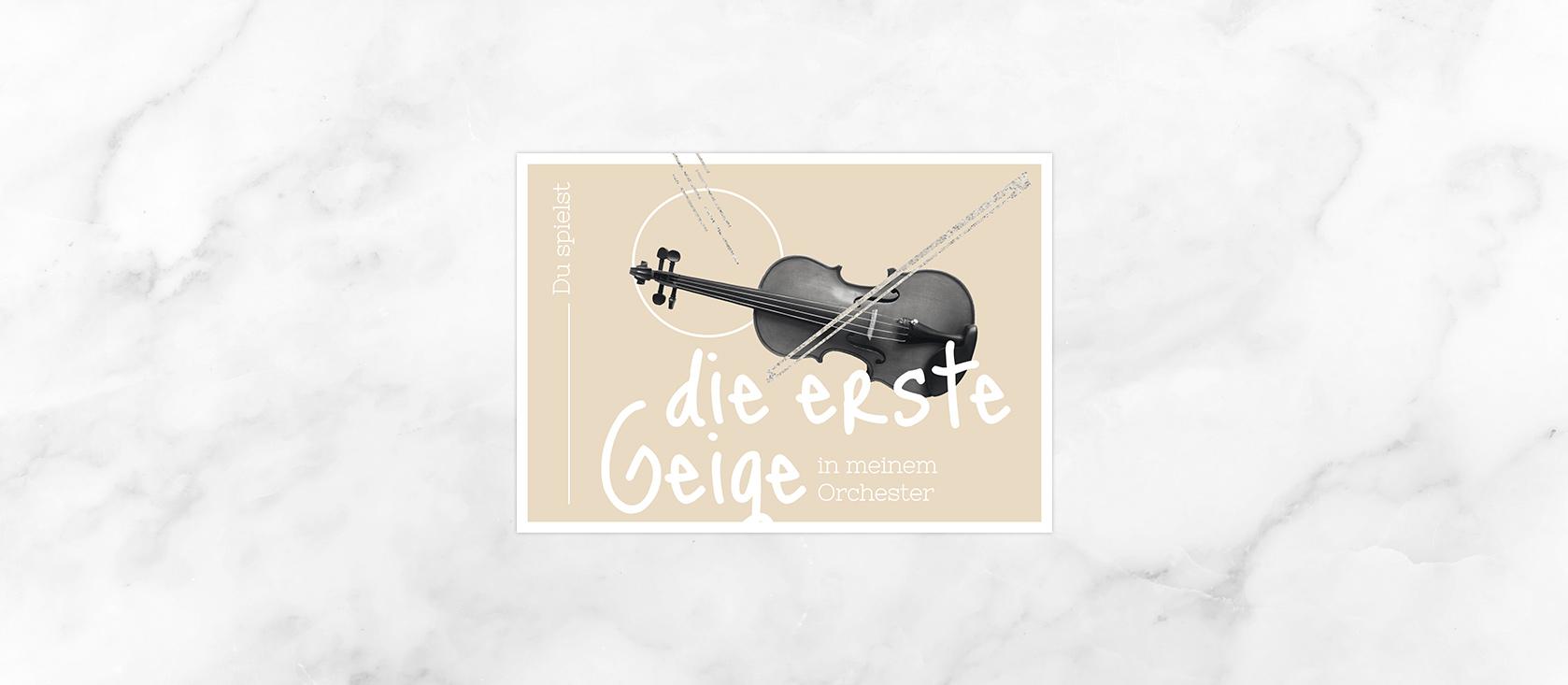 0012 Geige